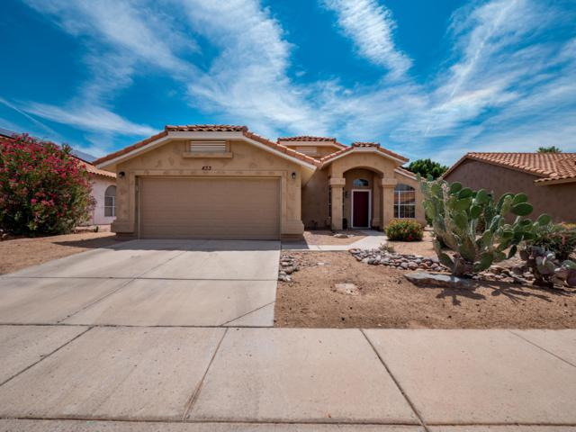 433 S Dodge Street, Gilbert, AZ 85233 (MLS #5937879) :: Openshaw Real Estate Group in partnership with The Jesse Herfel Real Estate Group