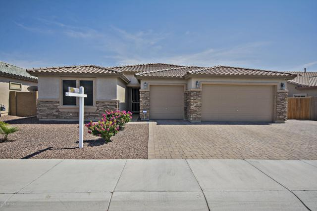 9935 W Patrick Lane, Peoria, AZ 85383 (MLS #5937910) :: The Pete Dijkstra Team