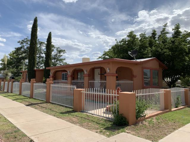 2024 C Avenue, Douglas, AZ 85607 (MLS #5937962) :: Team Wilson Real Estate