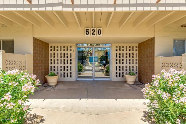 520 W Clarendon Avenue E17, Phoenix, AZ 85013 (MLS #5938034) :: Arizona 1 Real Estate Team
