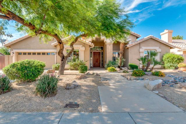 6802 E Gelding Drive, Scottsdale, AZ 85254 (MLS #5938156) :: Brett Tanner Home Selling Team