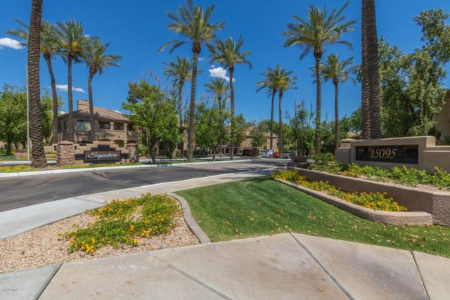 15095 N Thompson Peak Parkway #1098, Scottsdale, AZ 85260 (MLS #5938205) :: The Bill and Cindy Flowers Team