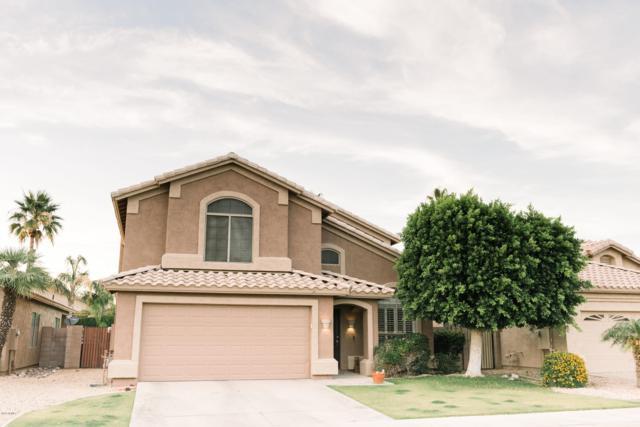 9652 E Ludlow Drive, Scottsdale, AZ 85260 (MLS #5938235) :: Brett Tanner Home Selling Team