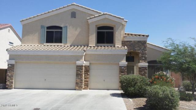 1646 E Angelica Drive, Casa Grande, AZ 85122 (MLS #5938254) :: The Laughton Team