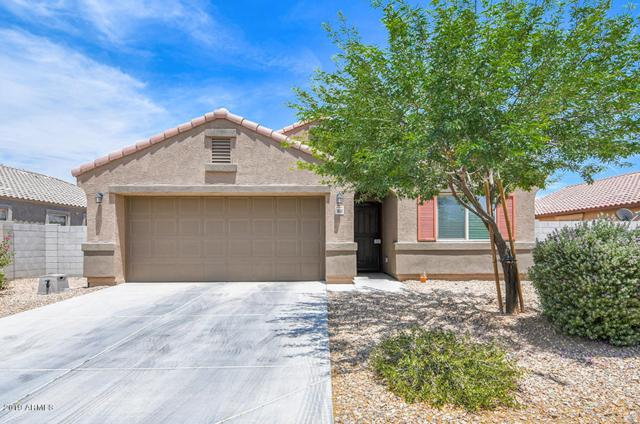 1850 N Vista Lane, Casa Grande, AZ 85122 (MLS #5938299) :: Revelation Real Estate