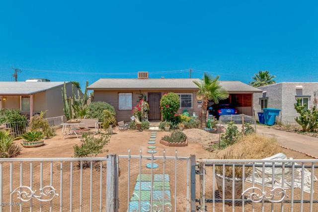1442 E Edgemont Avenue, Phoenix, AZ 85006 (MLS #5938400) :: Brett Tanner Home Selling Team