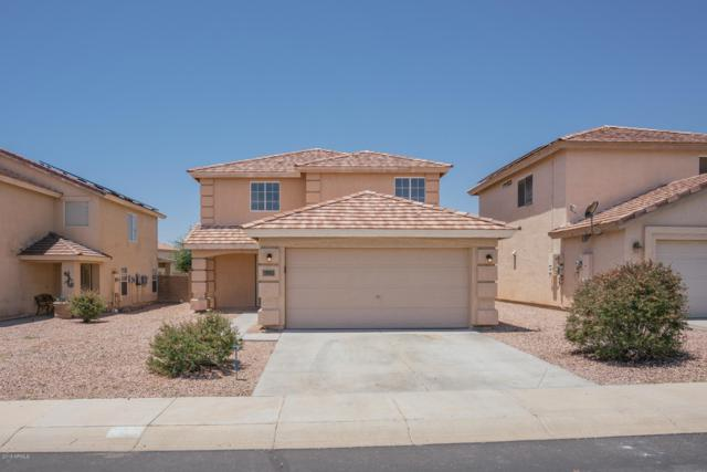 112 S 223RD Avenue, Buckeye, AZ 85326 (MLS #5938435) :: The Kenny Klaus Team