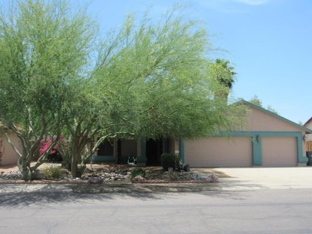 1163 E Sunset Drive, Casa Grande, AZ 85122 (MLS #5938459) :: Revelation Real Estate
