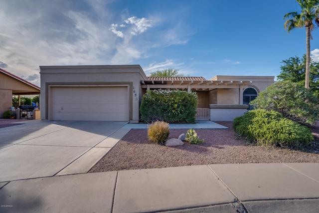 2653 Leisure World, Mesa, AZ 85206 (MLS #5938600) :: Brett Tanner Home Selling Team
