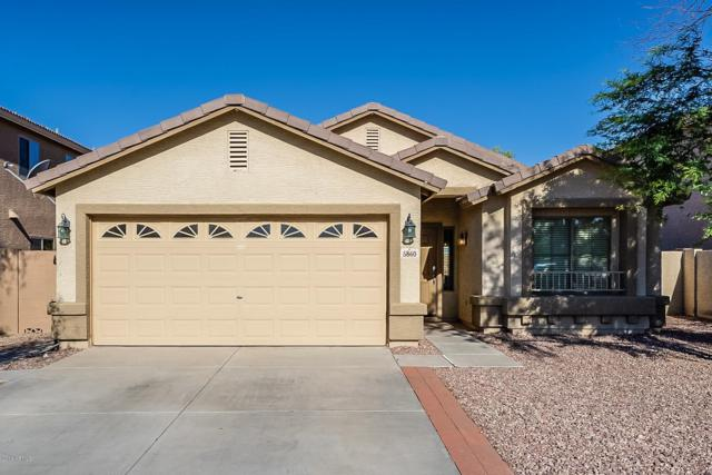 5860 S 249TH Lane, Buckeye, AZ 85326 (MLS #5938615) :: Riddle Realty