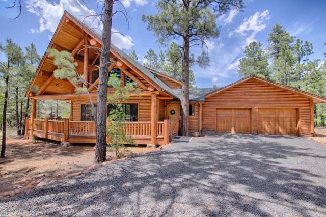 3330 W Tobasa Lane, Show Low, AZ 85901 (MLS #5938657) :: Brett Tanner Home Selling Team
