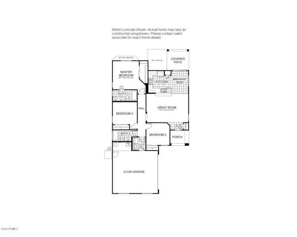 815 W Jardin Drive, Casa Grande, AZ 85122 (MLS #5938694) :: Yost Realty Group at RE/MAX Casa Grande