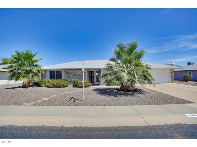 13227 W Titan Drive, Sun City West, AZ 85375 (MLS #5938702) :: Yost Realty Group at RE/MAX Casa Grande