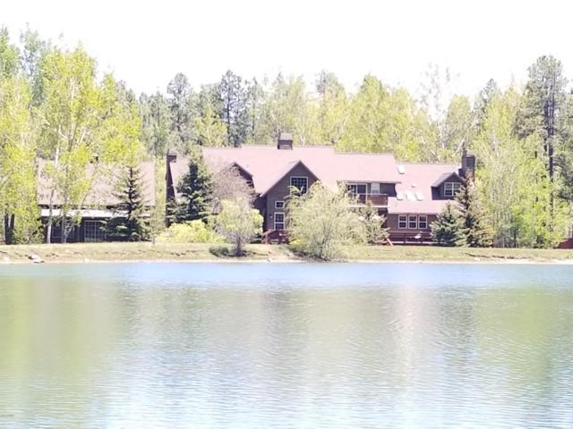8161 White Oak Road, Pinetop, AZ 85935 (MLS #5938843) :: Revelation Real Estate