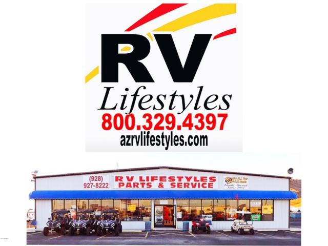 1795 W Dome Rock Road, Quartzsite, AZ 85346 (MLS #5938963) :: Nate Martinez Team
