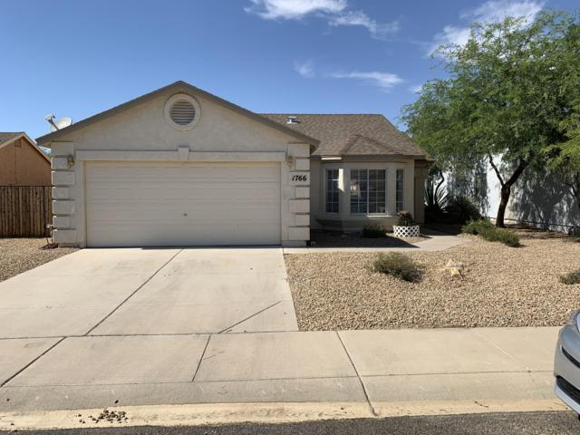 1766 E Sycamore Road, Casa Grande, AZ 85122 (MLS #5938976) :: Team Wilson Real Estate