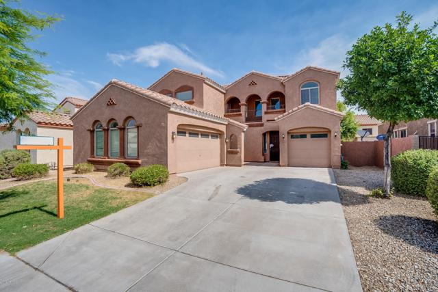 15972 W Mescal Street, Surprise, AZ 85379 (MLS #5939145) :: Riddle Realty
