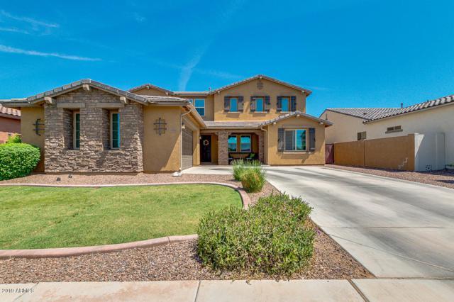 19350 E Strawberry Drive, Queen Creek, AZ 85142 (MLS #5939147) :: Conway Real Estate