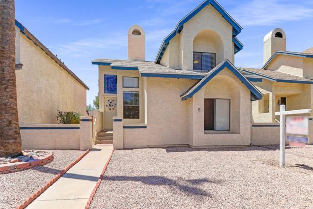 1535 N Horne Avenue #6, Mesa, AZ 85203 (MLS #5939292) :: Occasio Realty