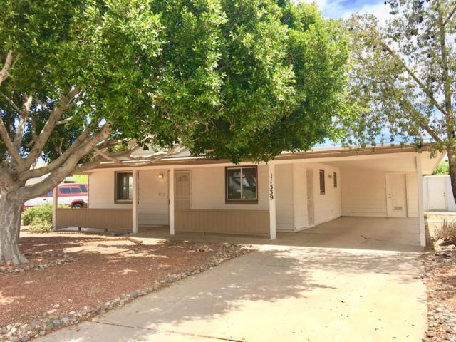 11339 N 114TH Drive, Youngtown, AZ 85363 (MLS #5939534) :: Lucido Agency