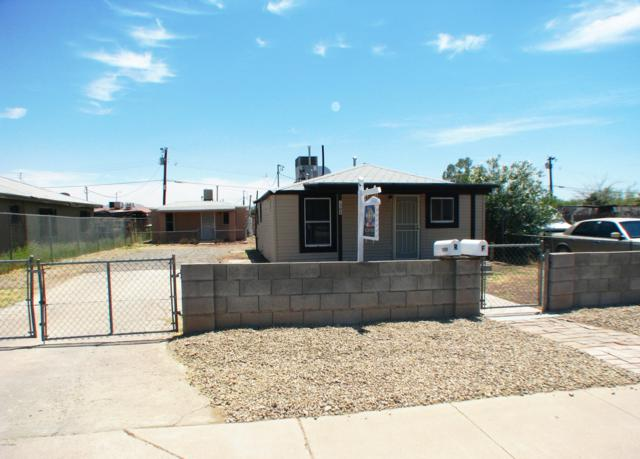 1509 W Hadley Street, Phoenix, AZ 85007 (MLS #5939564) :: Riddle Realty
