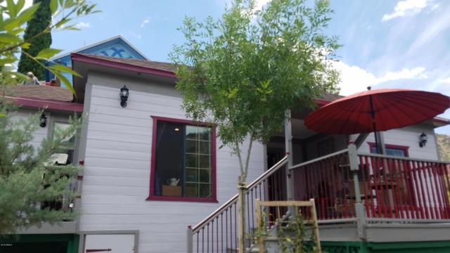 201B Quality Hill Road, Bisbee, AZ 85603 (MLS #5939576) :: Lifestyle Partners Team