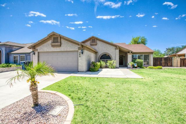 266 S Hazelton Drive, Chandler, AZ 85226 (MLS #5939647) :: Revelation Real Estate