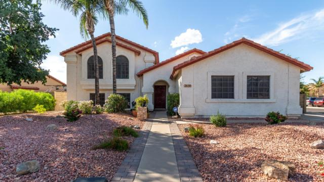 2630 E Dolphin Avenue, Mesa, AZ 85204 (MLS #5939650) :: Brett Tanner Home Selling Team