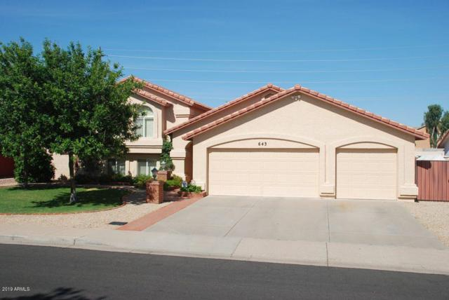 643 S Winthrop, Mesa, AZ 85204 (MLS #5939670) :: Brett Tanner Home Selling Team
