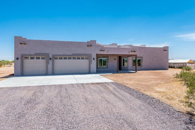 21143 W Morning Vista Drive, Wittmann, AZ 85361 (MLS #5939734) :: The Results Group