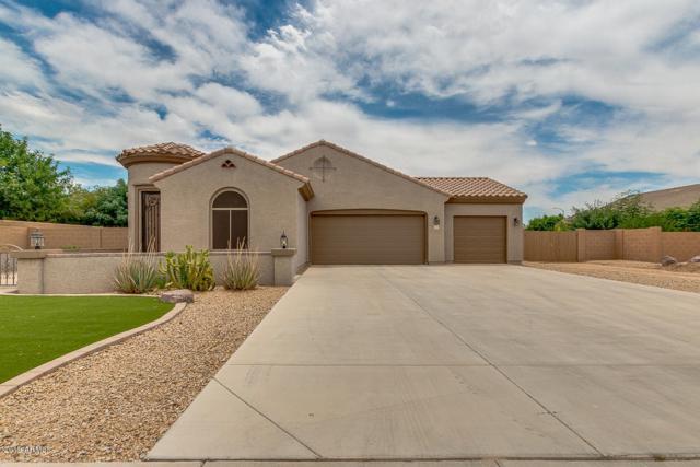 11049 E Quartet Avenue, Mesa, AZ 85212 (MLS #5939747) :: Lux Home Group at  Keller Williams Realty Phoenix