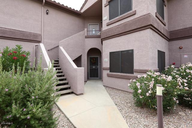 9555 E Raintree Drive #1003, Scottsdale, AZ 85260 (MLS #5939756) :: Homehelper Consultants