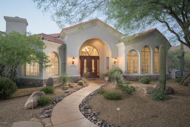 10220 E Buckskin Trail, Scottsdale, AZ 85255 (MLS #5939757) :: The Results Group