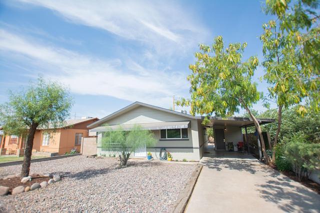 9422 N 2ND Drive, Phoenix, AZ 85021 (MLS #5939799) :: Yost Realty Group at RE/MAX Casa Grande