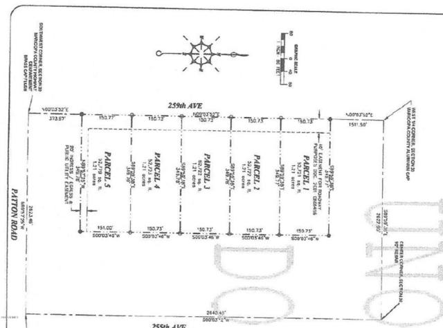 0 N 259th Parcel 4 Avenue W, Wittmann, AZ 85361 (MLS #5939831) :: The Results Group