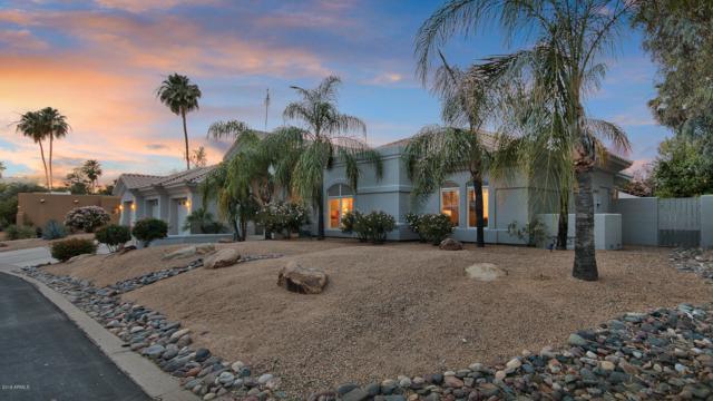 8624 E Clubhouse Way, Scottsdale, AZ 85255 (MLS #5939850) :: Occasio Realty