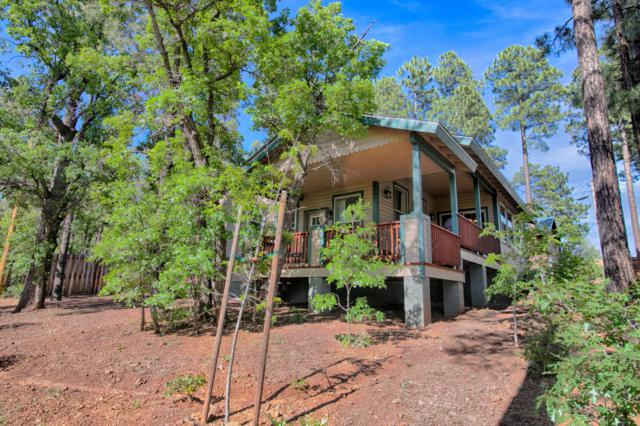 401 S Cotton Tail Lane, Pinetop, AZ 85935 (MLS #5939868) :: Phoenix Property Group