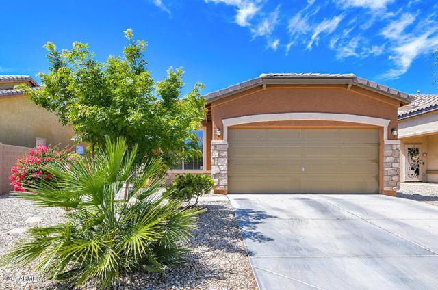 185 E Baja Place, Casa Grande, AZ 85122 (MLS #5939870) :: Team Wilson Real Estate