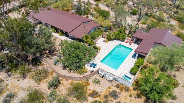 7321 E Long Rifle Road, Carefree, AZ 85377 (MLS #5939918) :: neXGen Real Estate