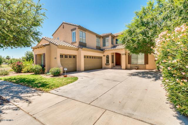 4581 E Ruffian Road, Gilbert, AZ 85297 (MLS #5939929) :: Yost Realty Group at RE/MAX Casa Grande