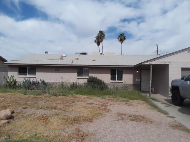 4046 N 78TH Drive, Phoenix, AZ 85033 (MLS #5939959) :: Occasio Realty
