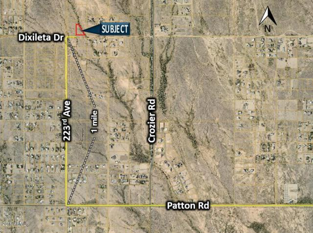 22232 W Dixileta Drive, Wittmann, AZ 85361 (MLS #5939962) :: The Results Group