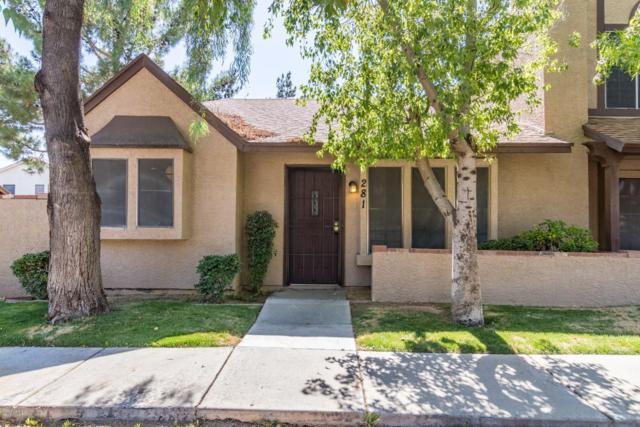 7905 W Thunderbird Road #281, Peoria, AZ 85381 (MLS #5939973) :: Nate Martinez Team
