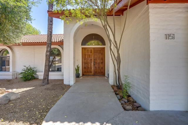 1151 N La Arboleta Street, Gilbert, AZ 85234 (MLS #5939988) :: The Pete Dijkstra Team