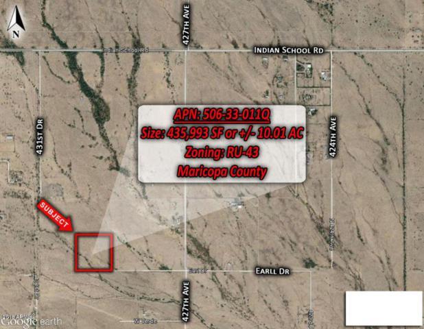 42800 W Earll Drive, Tonopah, AZ 85354 (MLS #5940057) :: Team Wilson Real Estate