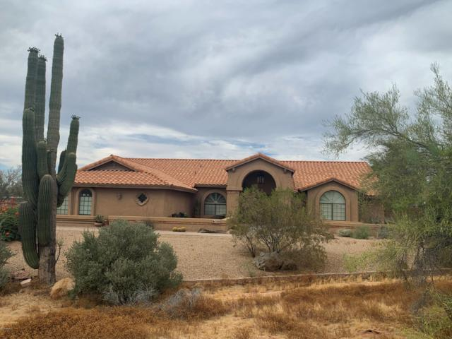 5408 E Skinner Drive, Cave Creek, AZ 85331 (MLS #5940064) :: Devor Real Estate Associates