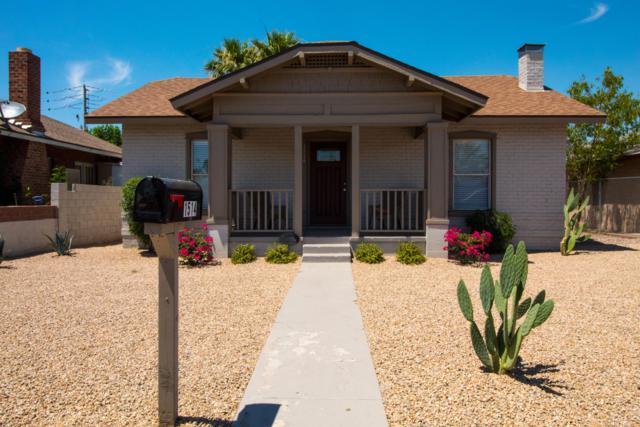 1514 E Fillmore Street, Phoenix, AZ 85006 (MLS #5940129) :: Occasio Realty