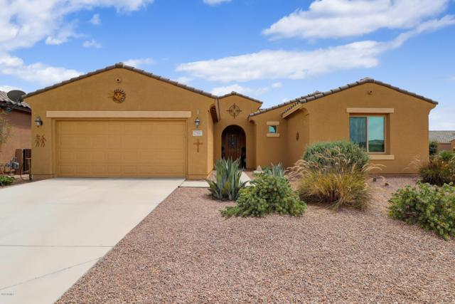 42981 W Sandpiper Drive, Maricopa, AZ 85138 (MLS #5940134) :: The AZ Performance Realty Team