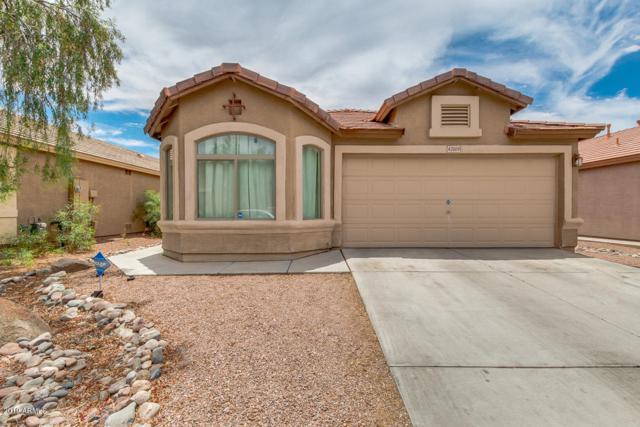 42009 W Sunland Drive, Maricopa, AZ 85138 (MLS #5940197) :: The AZ Performance Realty Team