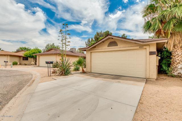 4813 W Krall Street, Glendale, AZ 85301 (MLS #5940229) :: Yost Realty Group at RE/MAX Casa Grande
